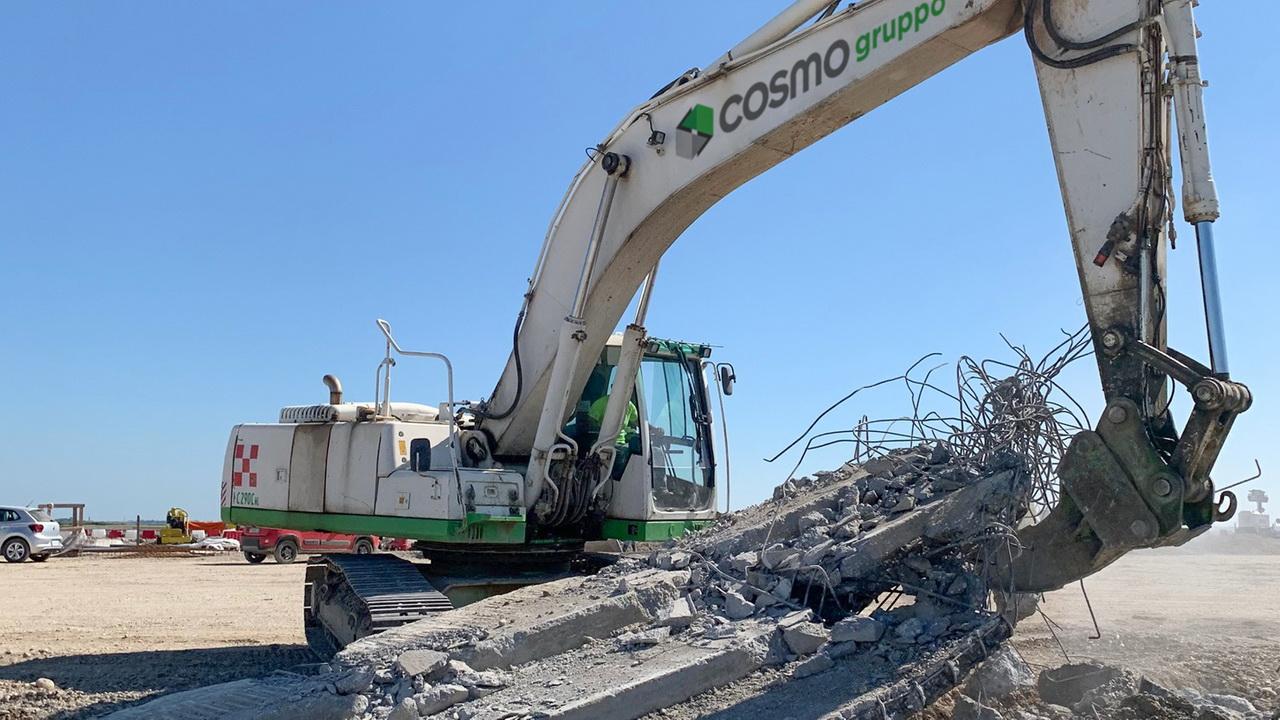 Elaborazione piani di demolizione
