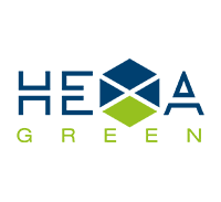 Hexa Green logo